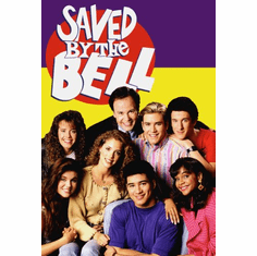Saved By The Bell Poster 24inx36in