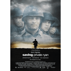 Saving Private Ryan Movie Poster 24in x36 in