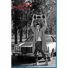 Say Anything Boom Box Poster Movie Poster 24inx36in