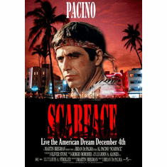 Scarface Movie poster 24inx36in Poster