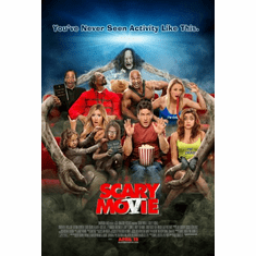 Scary Movie 5 Movie Poster 24inx36in Poster