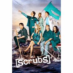Scrubs Poster 24inx36in