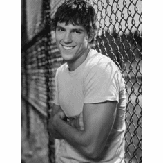 "Sean Faris Black and White Poster 24""x36"""