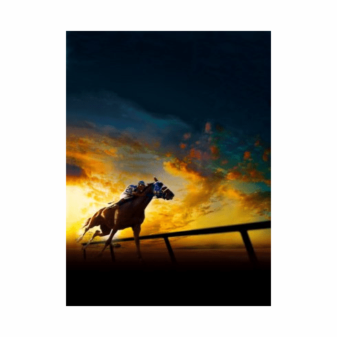 Secretariat Mini Poster 11x17in