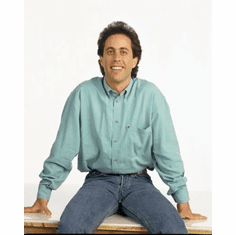 Seinfeld Jerry Seinfeld poster 24inx36in Poster