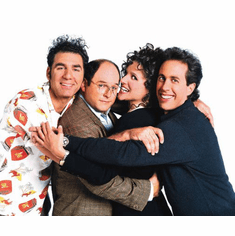 Seinfeld Poster 24inx36in