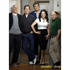 Seinfeld Poster Cast Reunion Photo 24inx36in