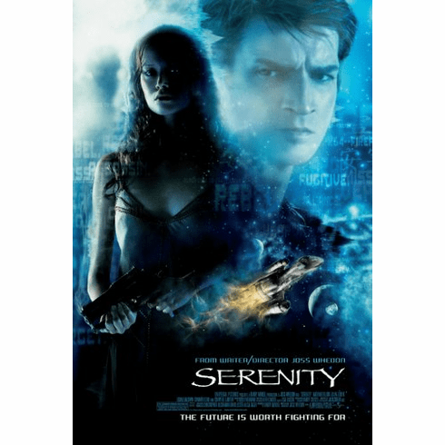 Serenity Movie Poster 24inx36in Poster