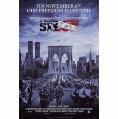 Siege The Movie Poster 24x36 #01