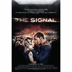 Signal Movie Poster 24inx36in