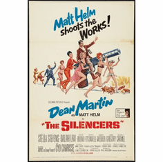 Silencers Movie Poster 24inx36in