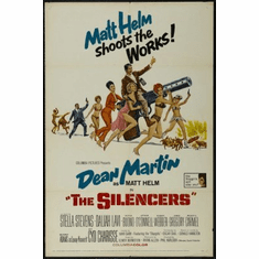 Silencers The Movie Poster 24x36 #01