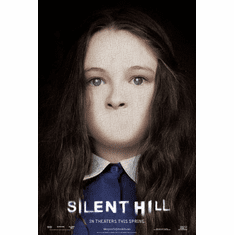 Silent Hill Movie Poster 24inx36in