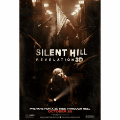 Silent Hill Revelation Movie Poster 24inx36in Poster