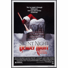 Silent Night Deadly Night Movie Poster 24x36