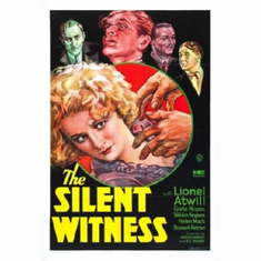 Silent Witness Movie Poster 24inx36in