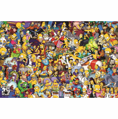 Simpsons The poster 24inx36in Poster