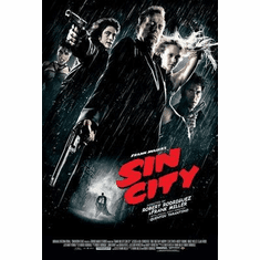 Sin City Movie Poster 24in x36 in