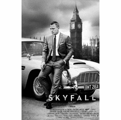 skyfall Mini Poster 11inx17in poster