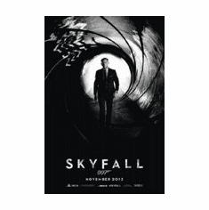 Skyfall Movie Mini poster 11inx17in