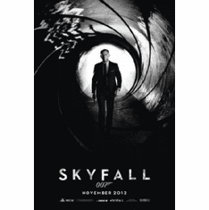 Skyfall Movie Poster 24Inx36In