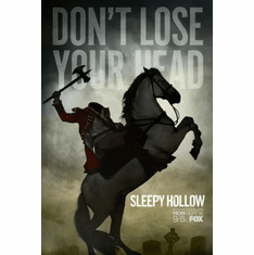 sleepy hollow Mini Poster 11inx17in poster