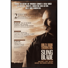 Slingblade Poster 24inx36in
