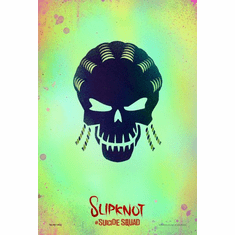 Slipknot Suicide Squad Character Icon Mini Poster 11x17