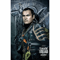 Slipknot Suicide Squad Poster Movie Poster 24x36