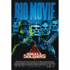 Small Soldiers Movie Poster 24inx36in