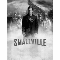 "Smallville Black and White Poster 24""x36"""
