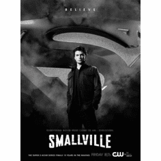 "Smallville Finale Black and White Poster 24""x36"""