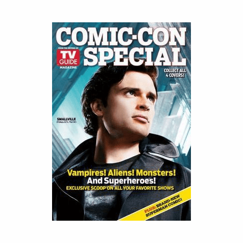 Smallville Poster Tv Guide Cover Tom Welling 24in x36 in