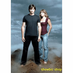 Smallville Poster Welling Durance 24inx36in