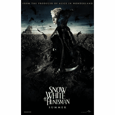 Snow White And The Huntsman Movie Poster #02 24x36