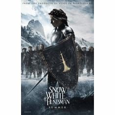 Snow White And The Huntsman Movie Poster #03 24x36