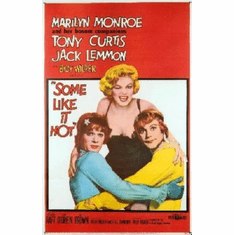 Some Like It Hot Poster 24inx36in