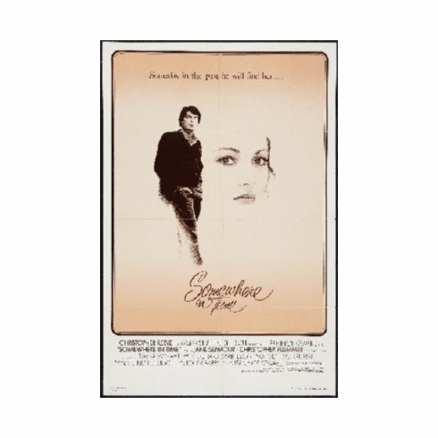 Somewhere In Time Mini Movie Poster 11x17