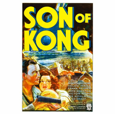 Son Of Kong Movie Poster 24inx36in Poster
