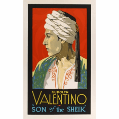 Son Of The Sheik Movie Poster 24inx36in Poster