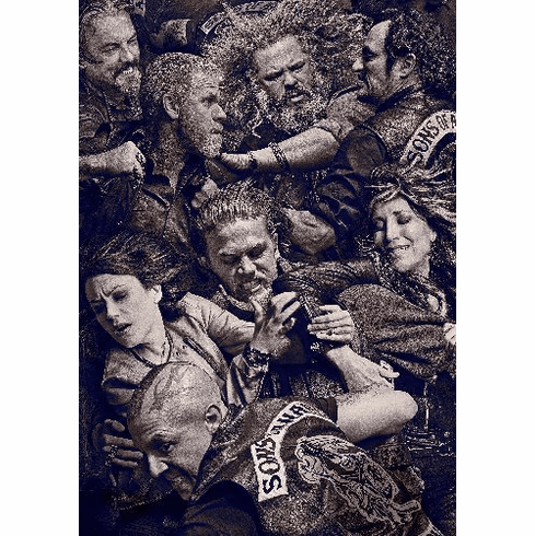 Sons Of Anarchy 11inx17in Mini Poster