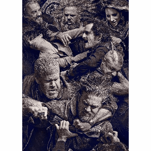 Sons Of Anarchy 8x10 Print Photo