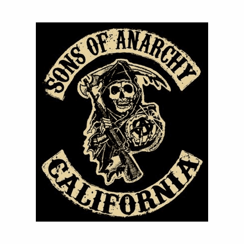 Sons Of Anarchy mini poster 11x17 #02