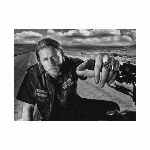Sons Of Anarchy Mini Poster 11x17