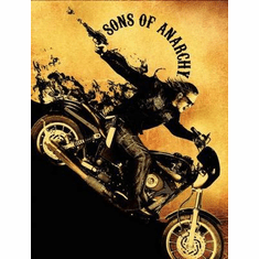 Sons Of Anarchy Poster 24in x36 in