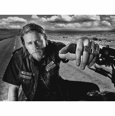 Sons Of Anarchy Poster 24x36