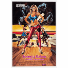 Sorority Babes Movie Poster 24x36