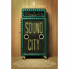 Sound City Movie Poster 24inx36in Poster