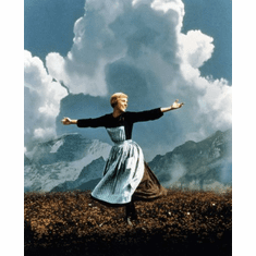 Sound Of Music Movie Poster 24in x36in