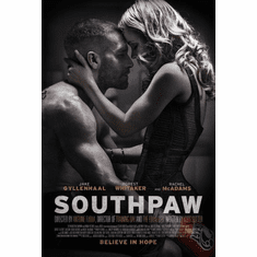 Southpaw Movie Poster 24in x36in